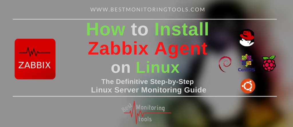 how to install zabbix agent on linux distributions