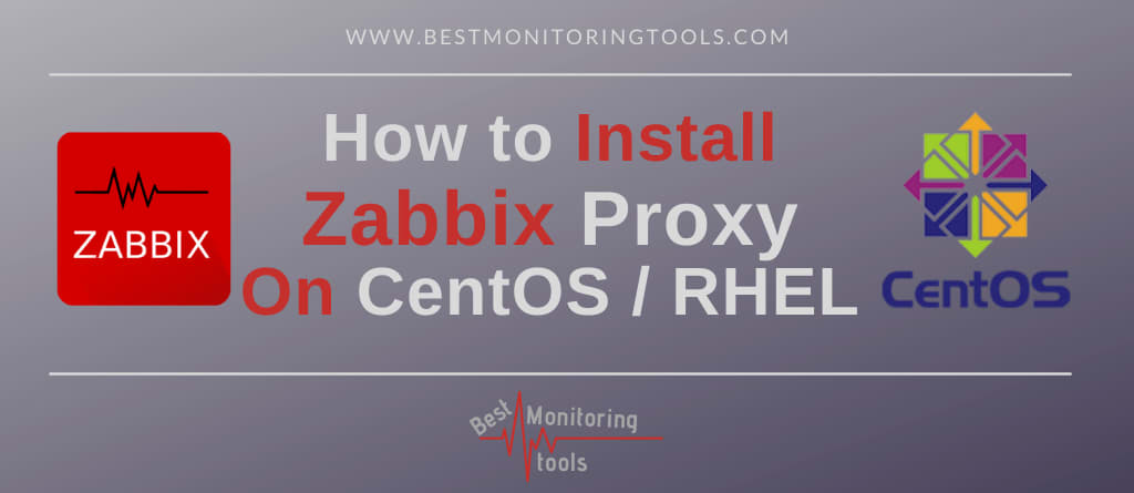 how to install zabbix proxy on centos / RHEL
