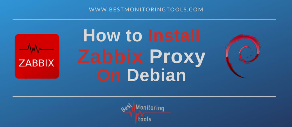 install zabbix proxy on debian